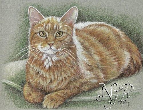 Horus - 20 x 30 cm