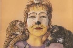 Commande portrait - Dessin 30 x 40 cm