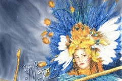 Carnaval - 20 x 30 cm