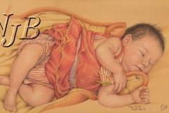 Loise - 35 x 20 cm - Collection particulière