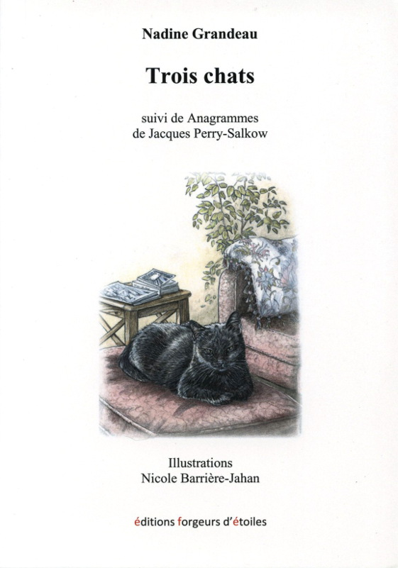 cat story book