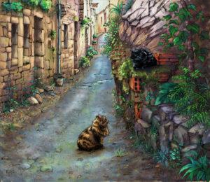 Les chats de la rue chaude